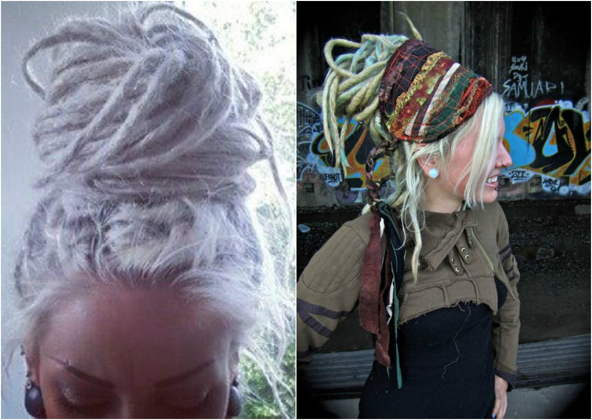 blonde-female-dreadlcoks-hairstyles