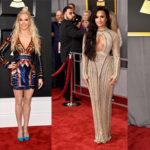 Grammy's 2017 Best Celebrity Looks & Hairstyles