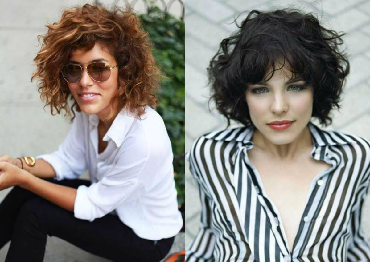 Short Curly Hairstyles 2017 For Any Occasion Pretty Hairsyles