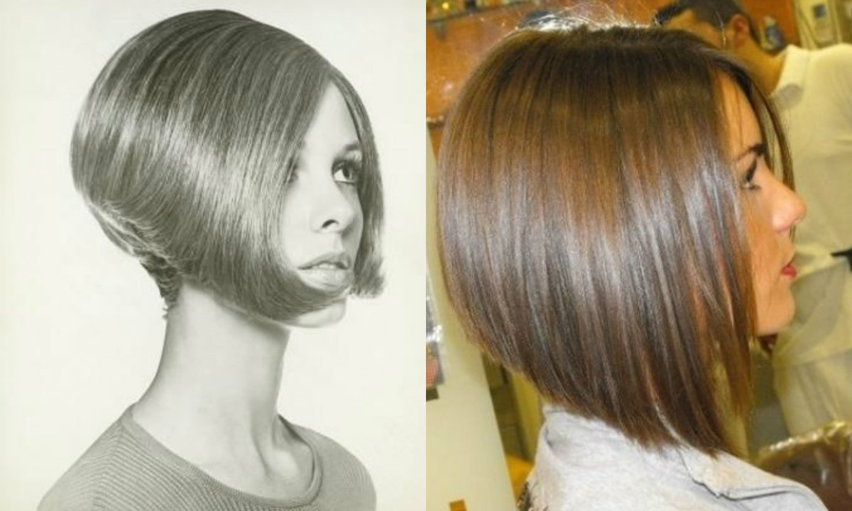 timeless angled bob hairstyles