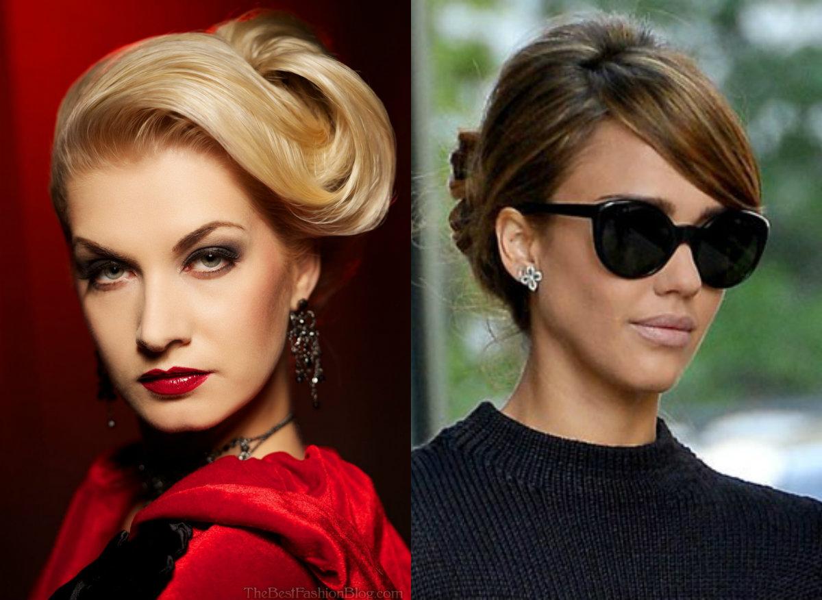 timeless elegant updo hairstyles