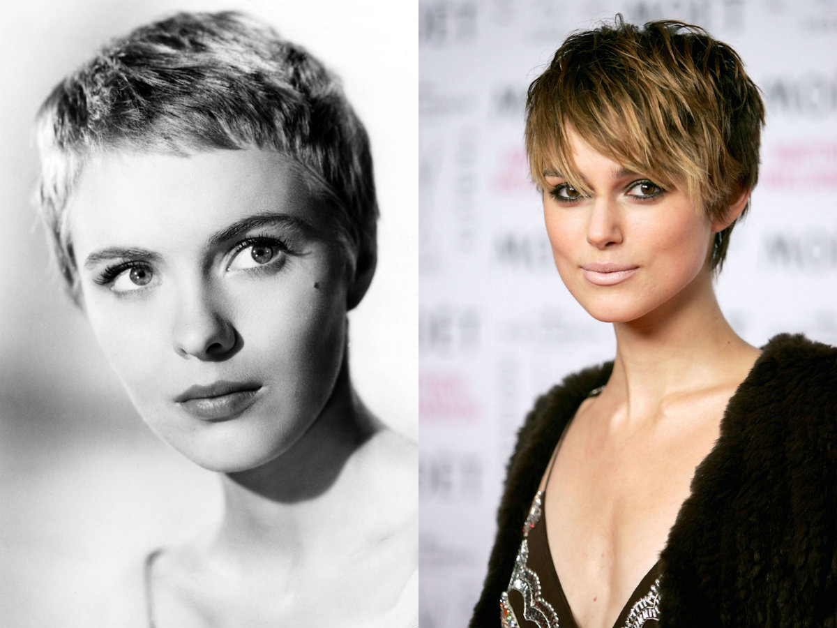 timeless pixie hairstyles