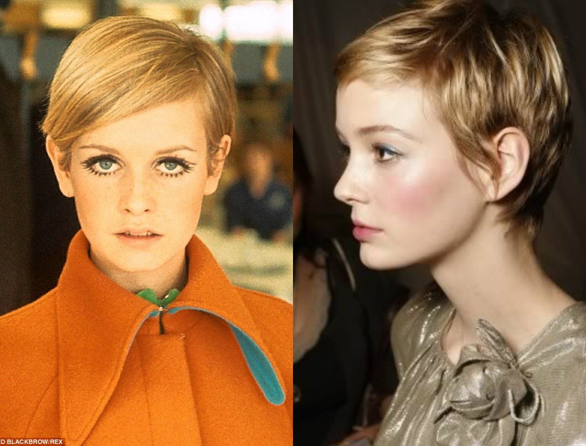 Why Twiggy Hairstyles Had Been So Popular Till Now