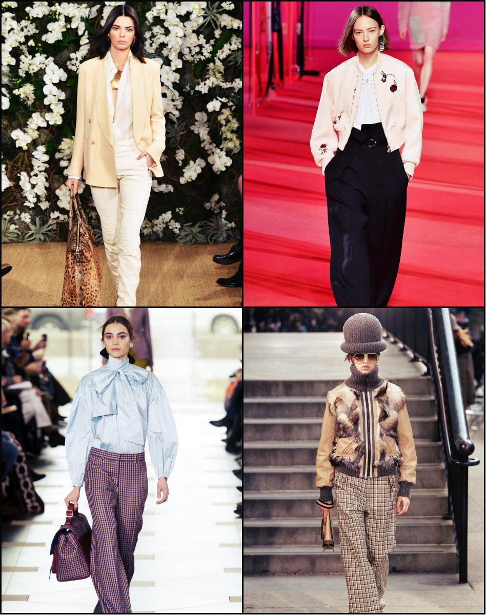 best runway hair trends 2017 Fall New York Fashion Week