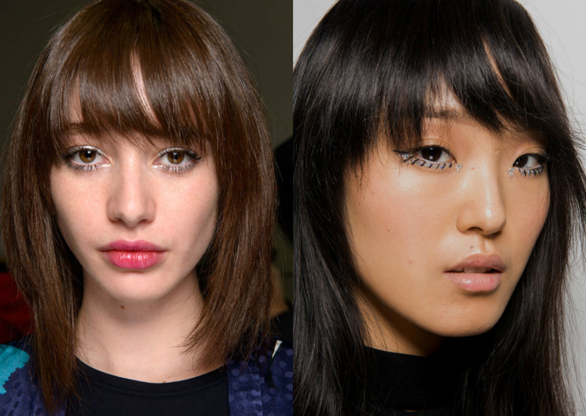 bangs hair trends 2017 Fall