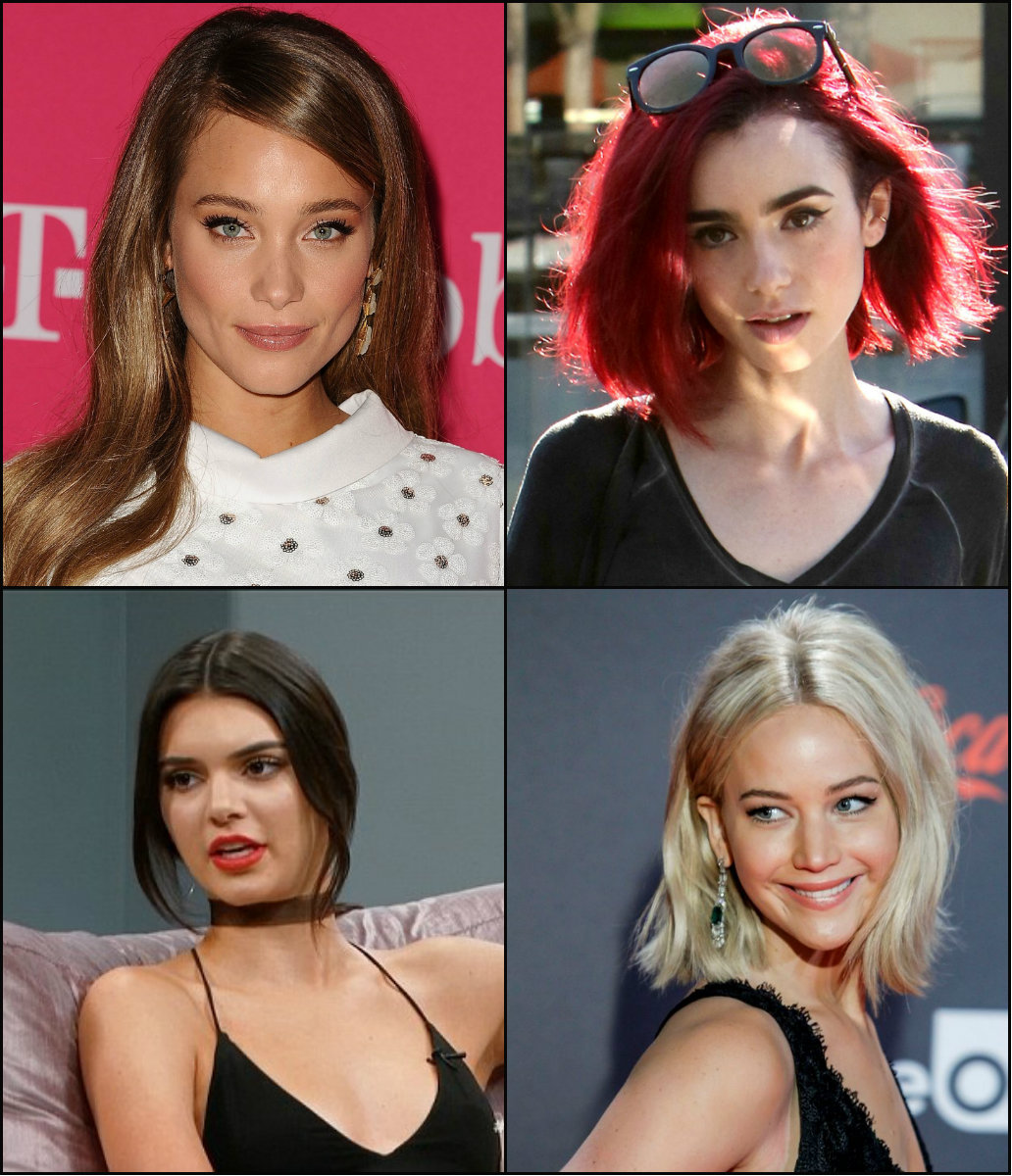 Hottest Hair Color Trends 2017 Fall Winter 2018 Pretty