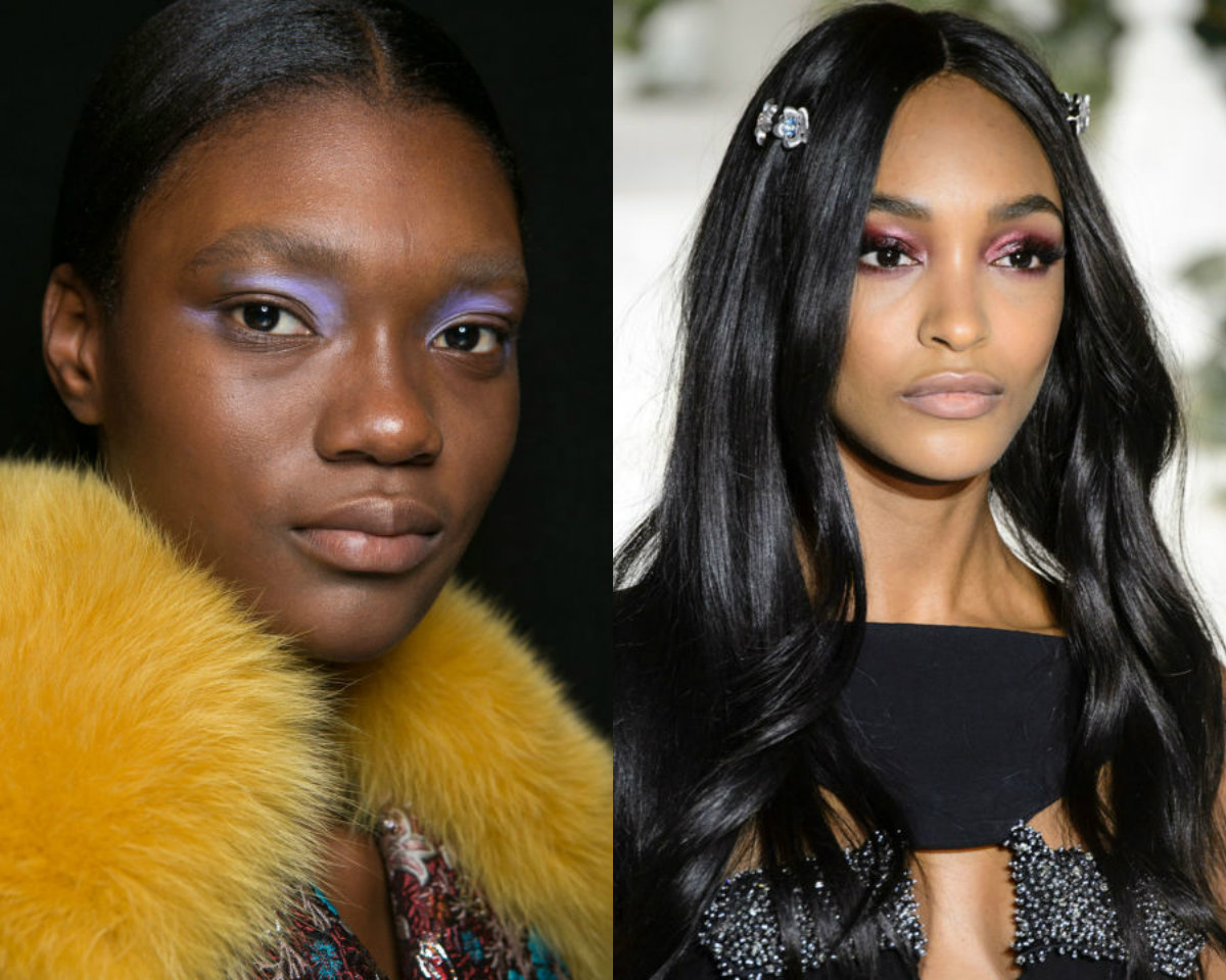black women relaxed hairstyles 2017 Fall