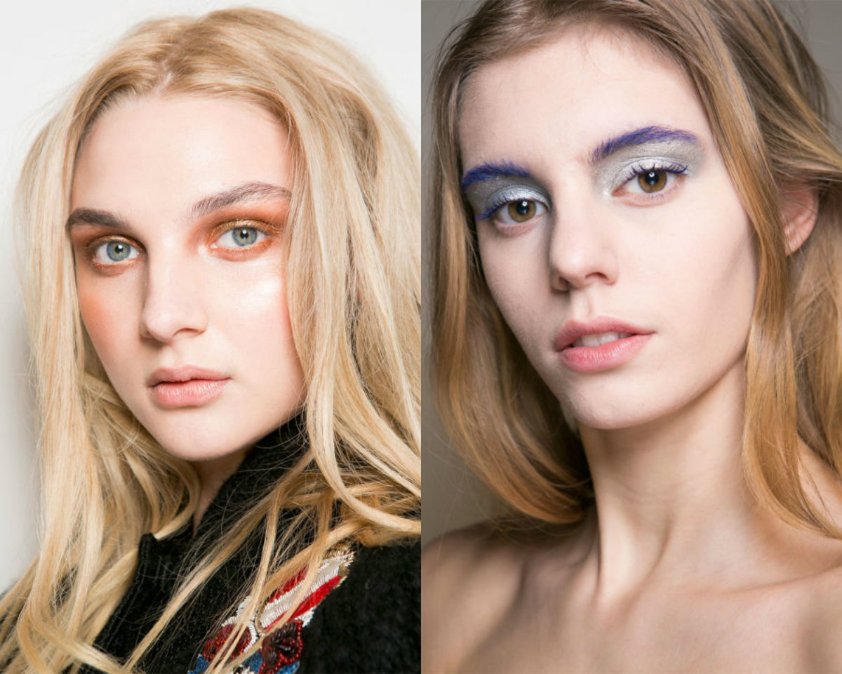 8 Major Fall 2017 Hair Trends & Beauty Looks
