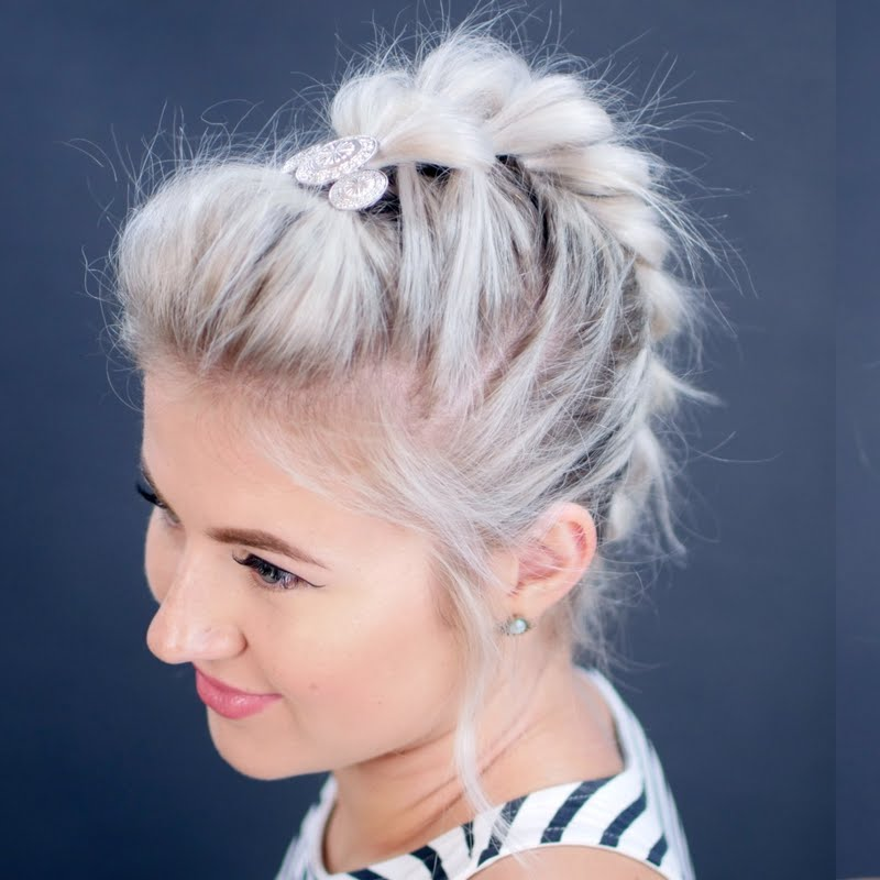 faux hawk hairstyles 2017 summer