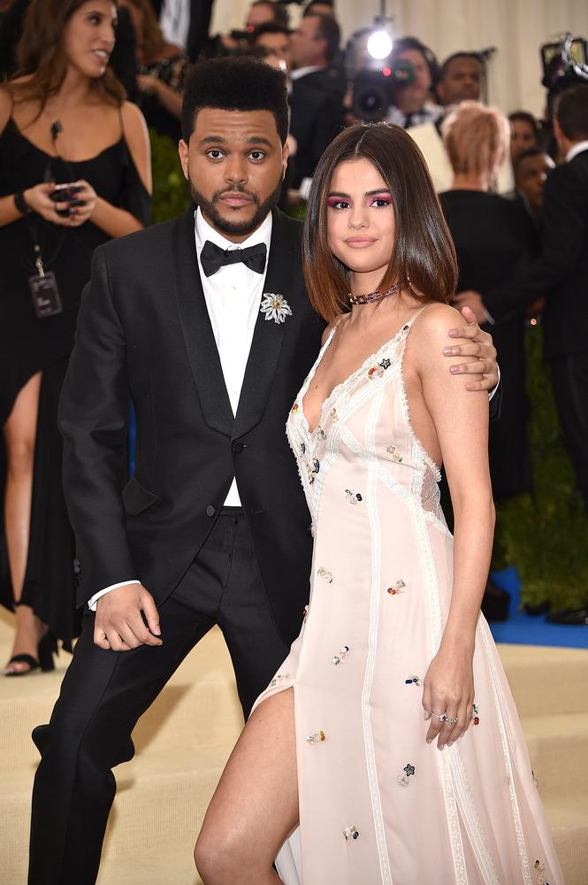 Selena Gomez bob hairstyles 2017 Met Gala