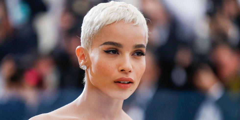 Celebrities Hairstyles: Celebrity Short Hair Trends 2018