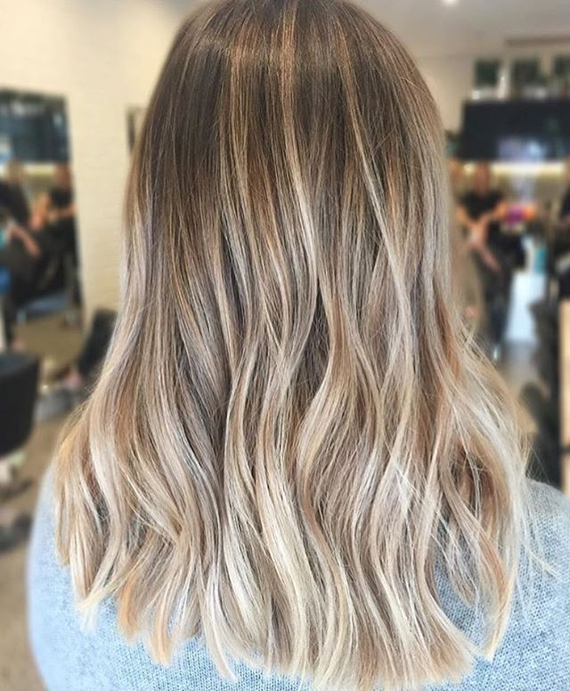 Balayage & Blonette Hair Colors 2018 | Pretty-Hairstyles.com