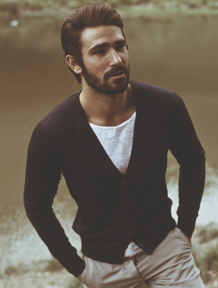 casual beards for men
