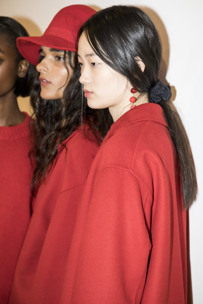 Mansur Gavriel Scrunchies hair trends 2018