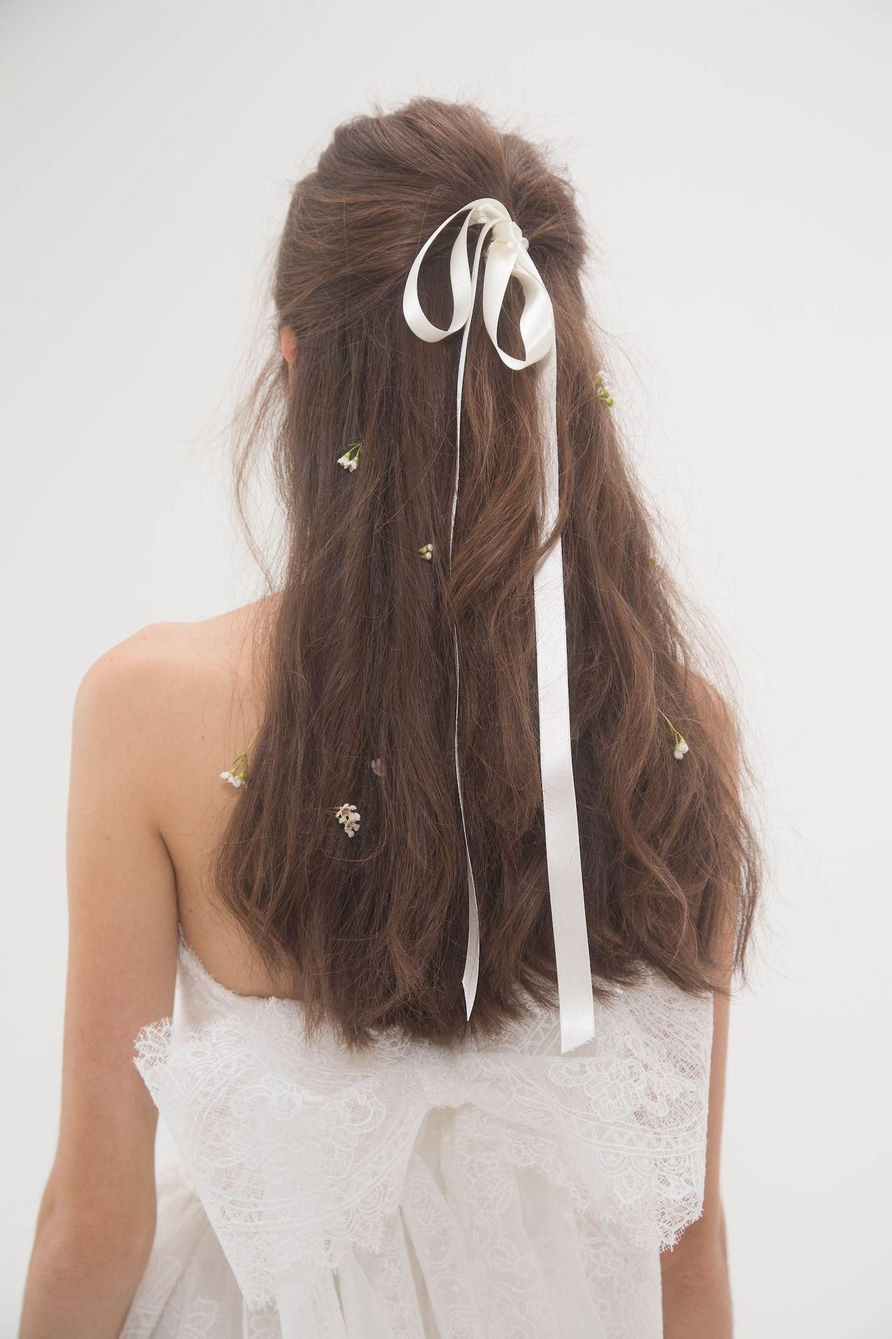 Marchesa wedding hairstyles 2018