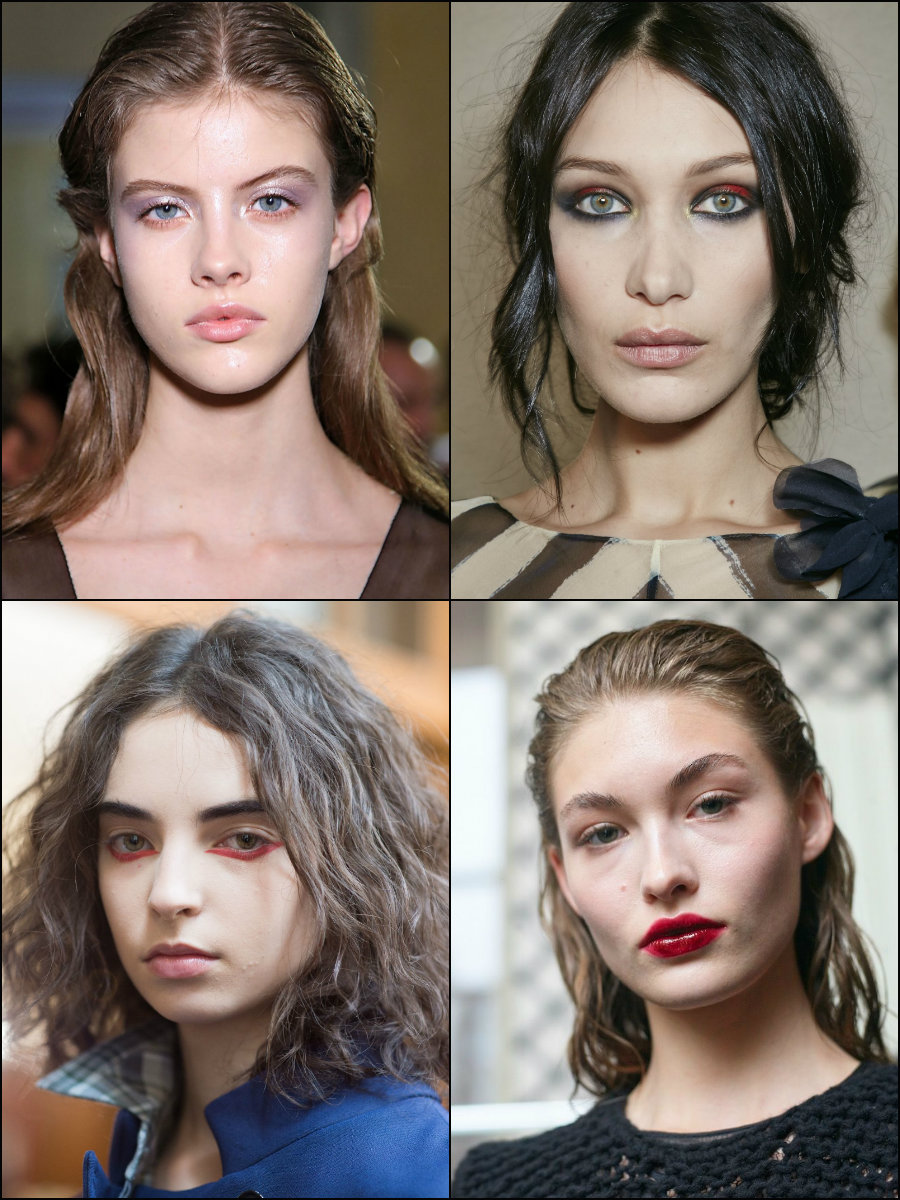 spring summer 2018 hair trends