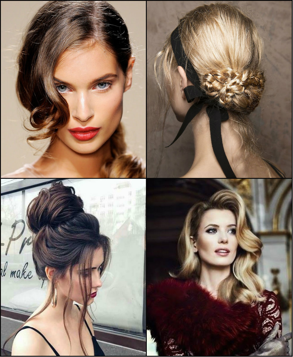 Amazing Hairstyles for New Year 2018! | Pretty-hairstyles.com
