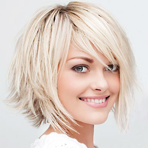 Short Choppy Hairstyles Hairstyles 2017 Hair Colors And
