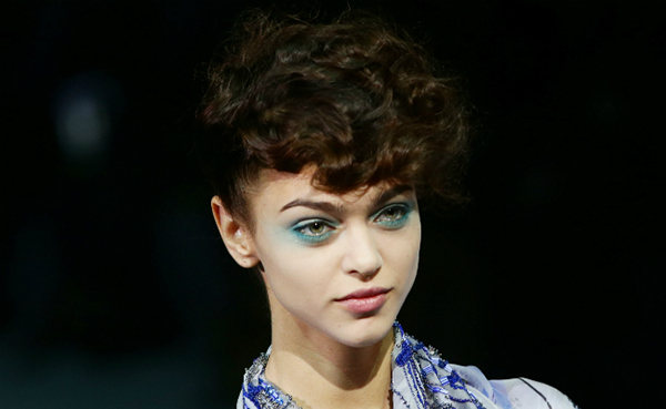 curly quiff hairstyles