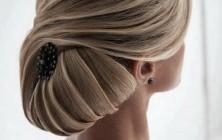 vintage updo hairstyles