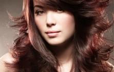 wavy long layered hairstyles