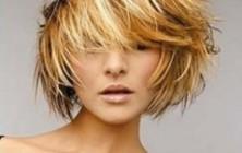messy bob hairstyles