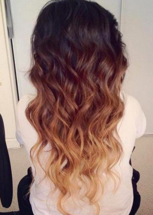 ombre styles for brown hair fabulous brown ombre hair colors 2014 hairstyles 2017 7108