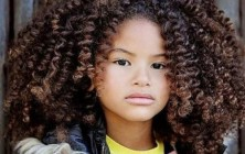 natural curly hairstyles for black girls