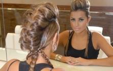 mohawk braid hairstyles 2014
