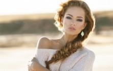dazzling fishtail braids hairstyles 2014