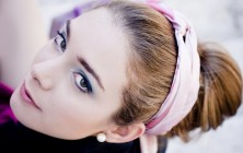 head scarf back to school hairstyles 2014