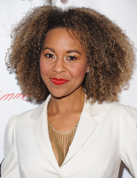 2014 Fall-Winter 2015 long hairstyles for African American women