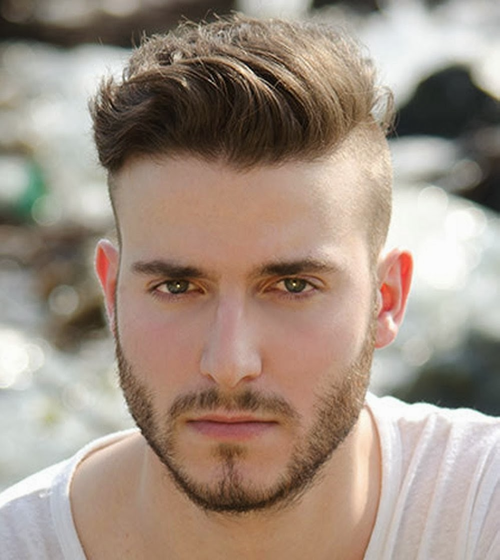2014 fall / winter 2015 mens hairstyles trends   hairstyles 2017