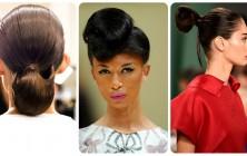 bun hairstyles 2015