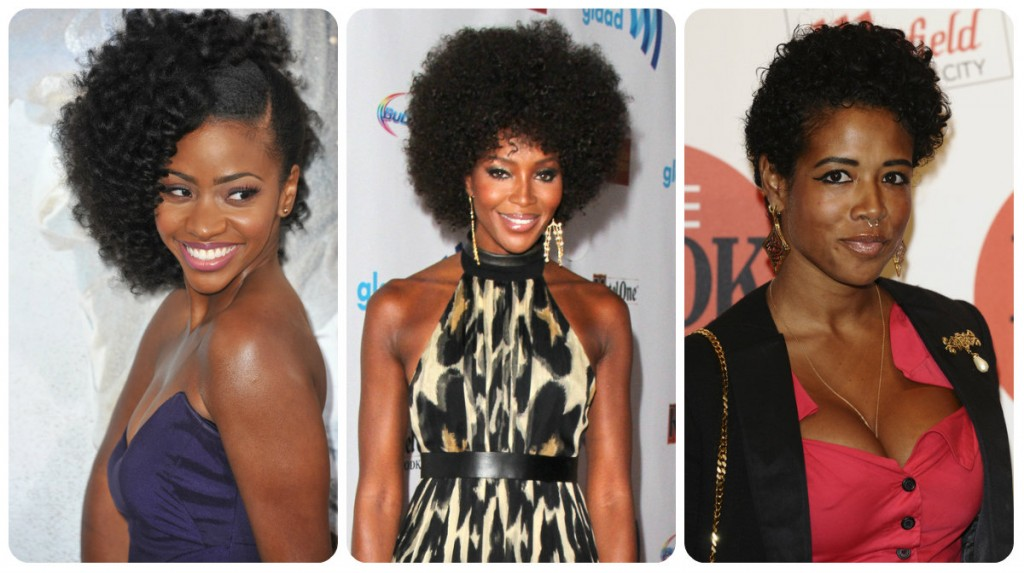 Outstanding Medium Natural Hairstyles 2015