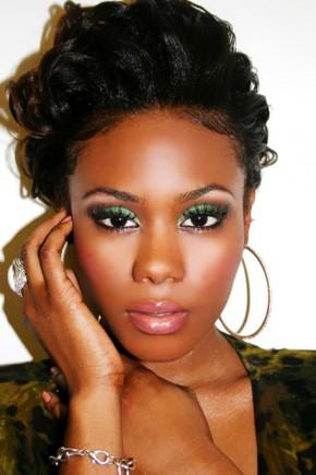 Jazzy Black Women Short Hairstyles 2016