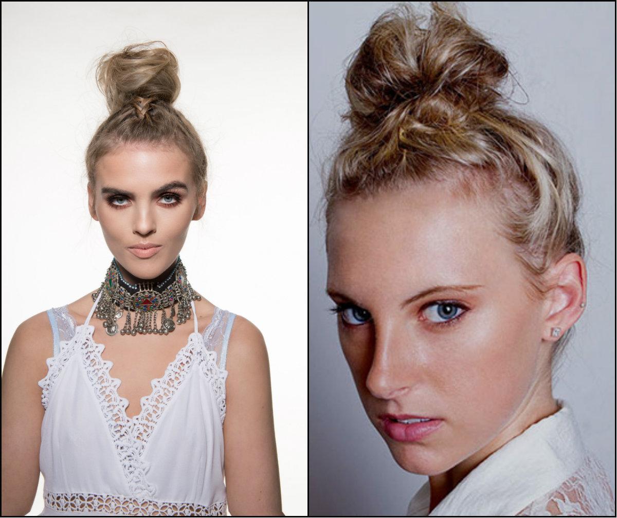 braided bun hairstyles to look cool & nice | hairstyles 2017, hair