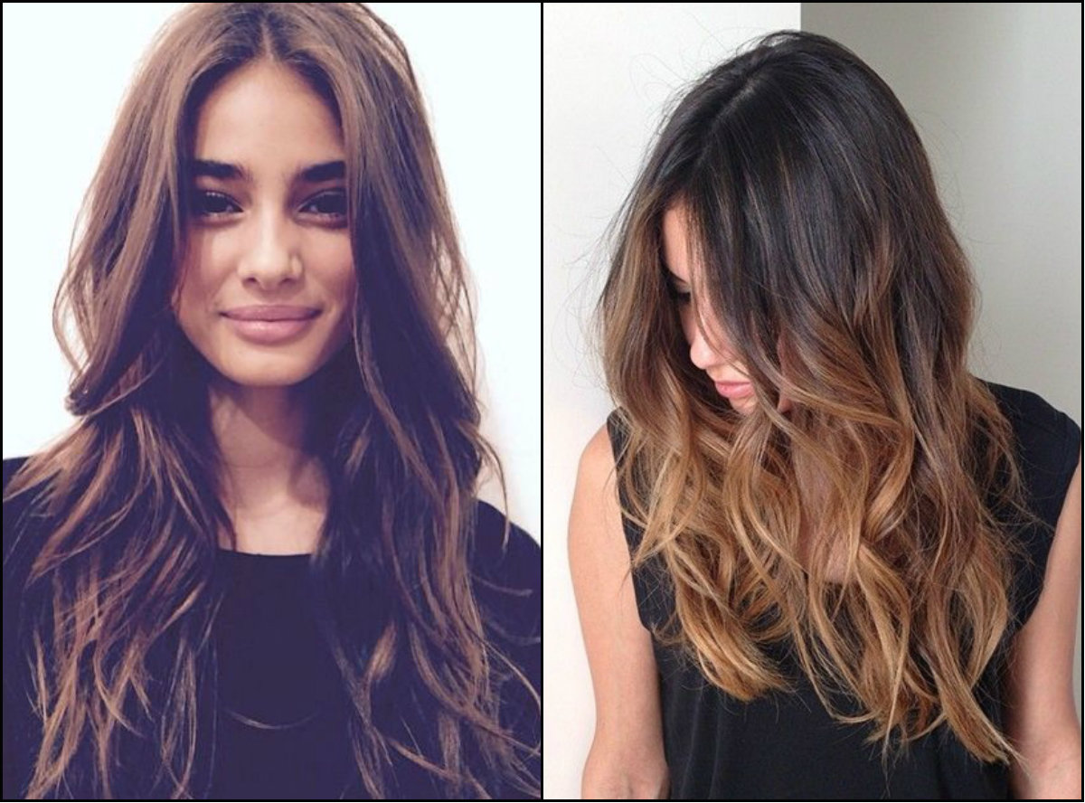 Long Beach Waves Hairstyles