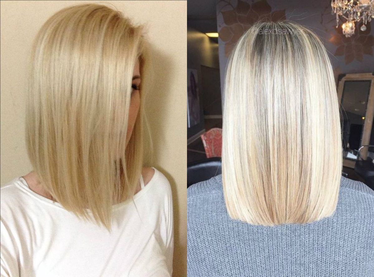 the perfect medium blonde hairstyles 2017 | pretty-hairstyles