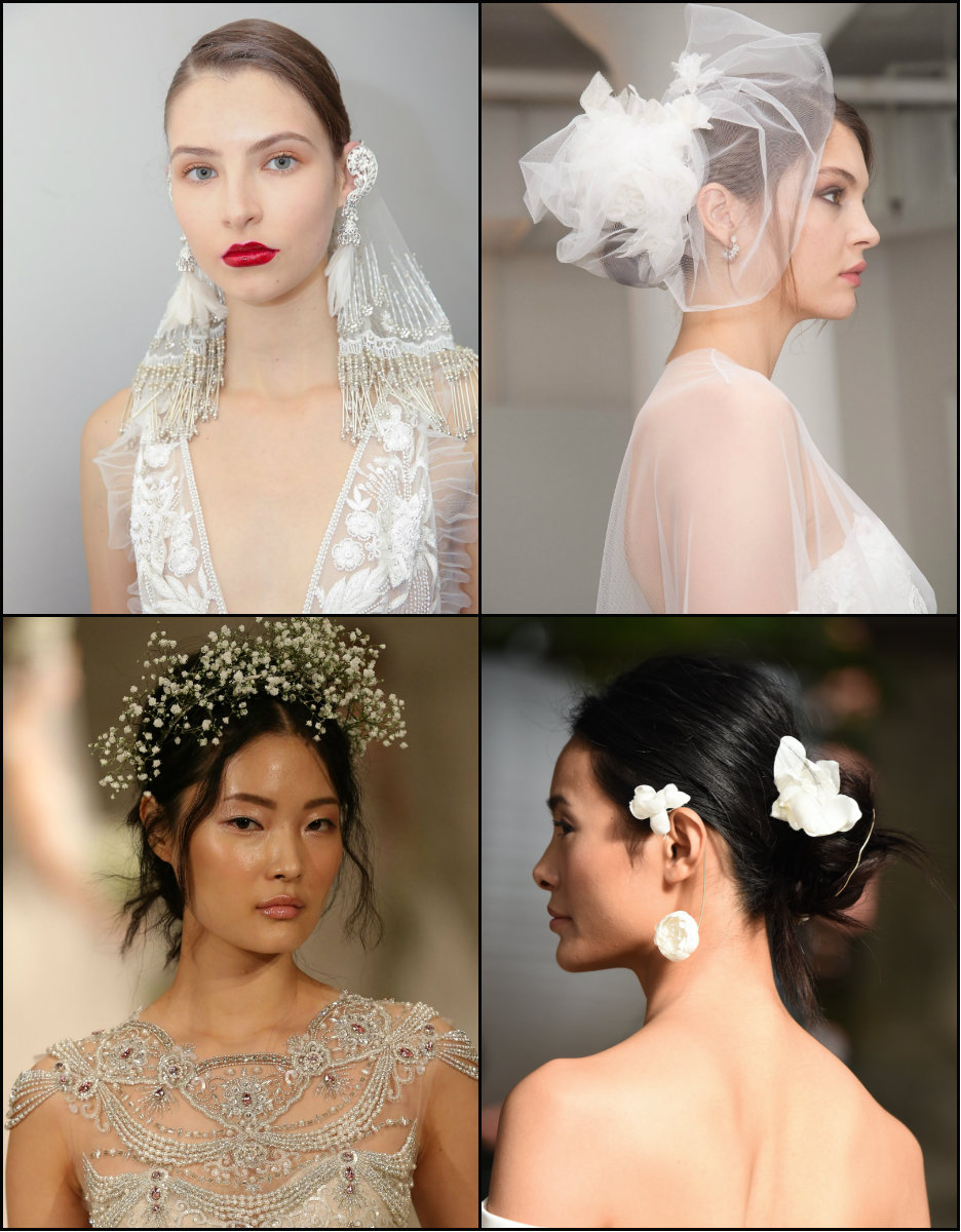 all the beauty in bridal hairstyles 2018 | pretty-hairstyles